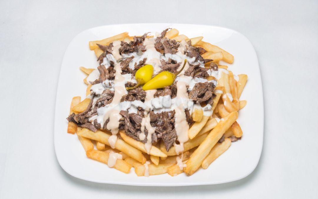Beef Shawarma Fries