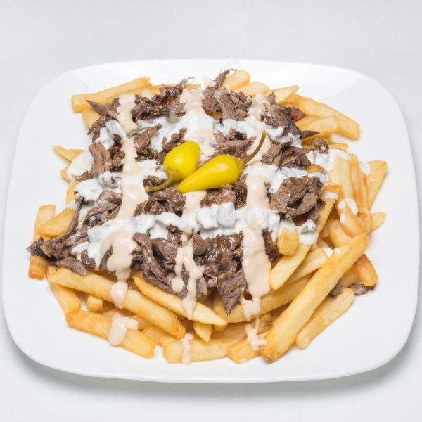 Beef Shawarma Fries